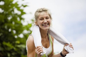 menopause age